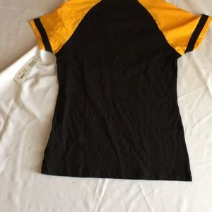 f7eb4f21 NWT women's large Steeler shirt NFL team apparel NWT